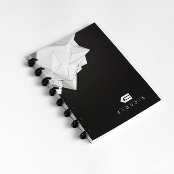 Whiteboar notebook A5 ESQUOIA
