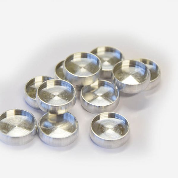 Alluminium disc binding rings
