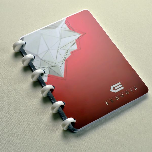 ESQUOIA A6 Whiteboard notebook