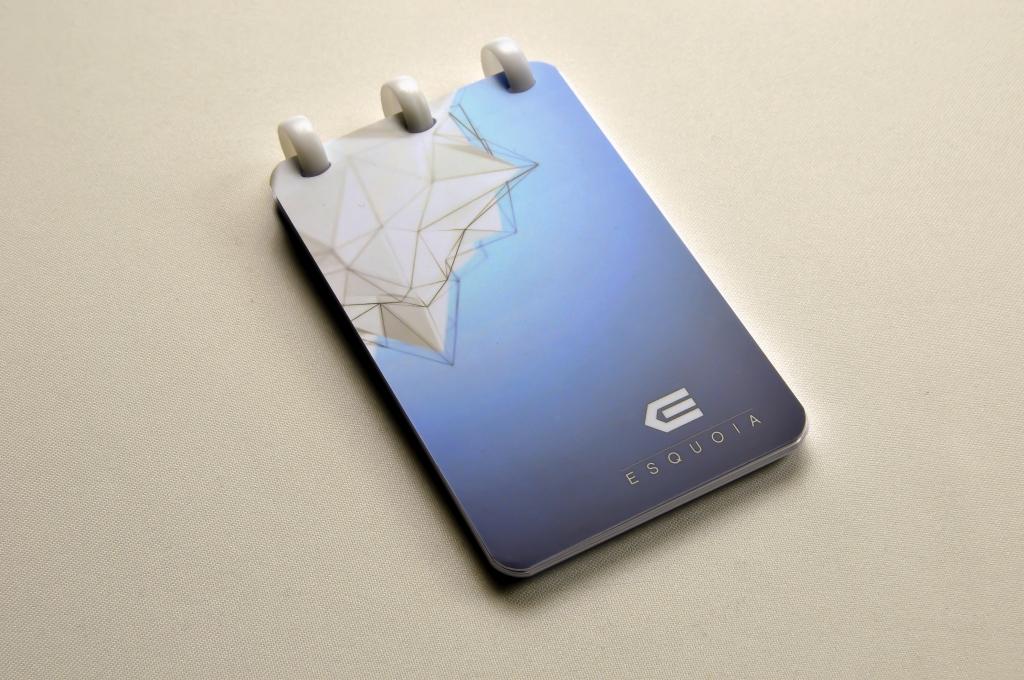 ESQUOIA Pocket Blue