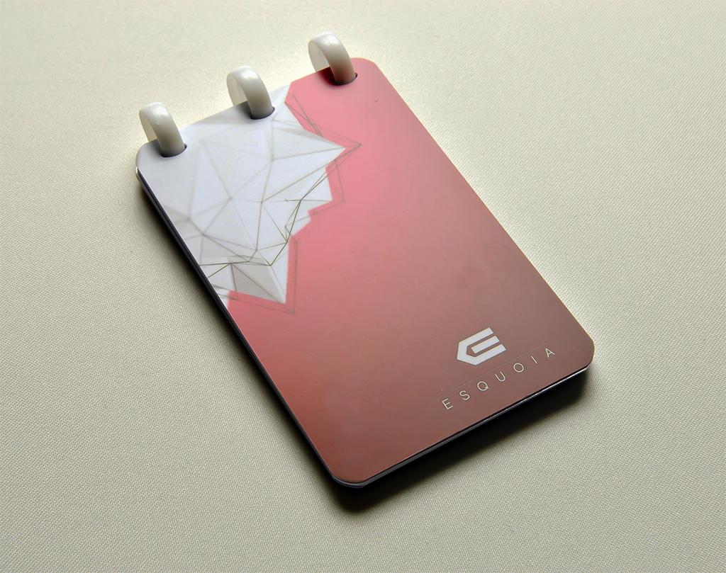 Pocket ESQUOIA Reusable notebook