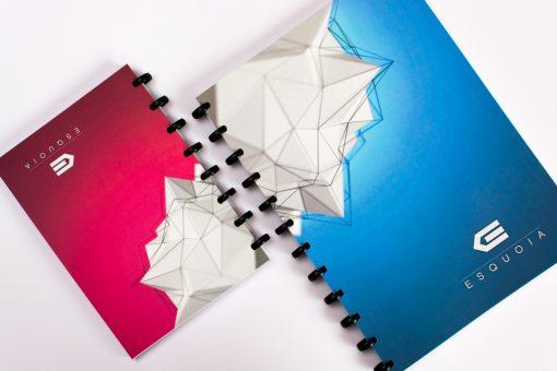 Whiteboard notebooks esquoia